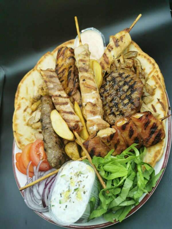 mix grill 2 pers.